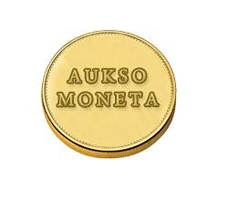 Aukso moneta