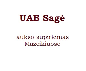 UAB Sagė